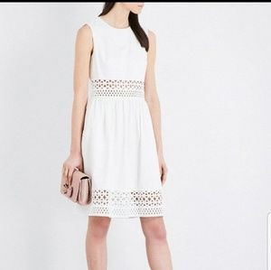 Ted Baker Dayzey A-Line Lace Panel Dress  Brand